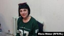 Юлия, активист группы взаимопомощи для людей, живущих с ВИЧ в Темиртау.