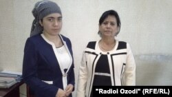 Единая одежда для учительниц школ в Таджикистане