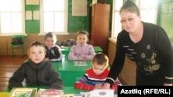 Саз арты татар авыллары