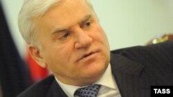 Мэр Махачкалы Саид Амиров.