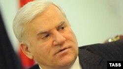 Makhachkala Mayor Said Amirov, file photo