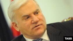 Daghestan - Makhachkala Mayor Said Amirov, file photo