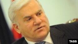 Daghestan - Makhachkala Mayor Said Amirov, file photo