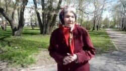 Омскидан Разия Мәҗитова