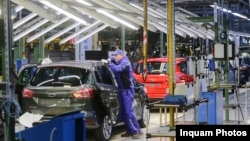 Craiova este un oraș dependent în mare măsură de un singur investitor: compania Ford