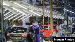 Fabrica Ford, Craiova (foto arhivă 2017)