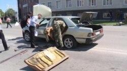 Чеченстандагы кандуу кол салуу