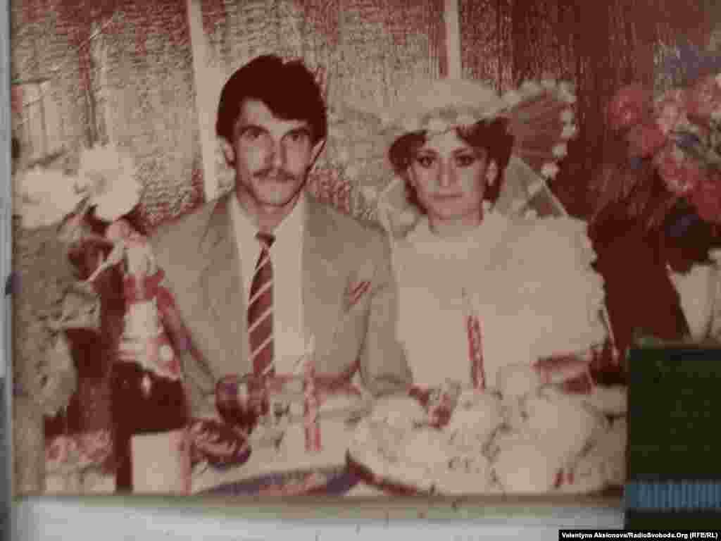 Фото подружжя, що зникло без вісти. Під час війни карабахці зникали цілими родинами.