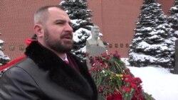 Зюганов и Сурайкин возложили цветы Сталину в годовщину его смерти