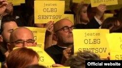 Акція польських кінематографістів. Березень, 2016 рік