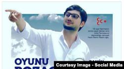 Ramin Hajili Facebook Campaign Photo