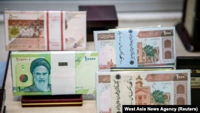 Iran To Slash Four Zeros From Currency