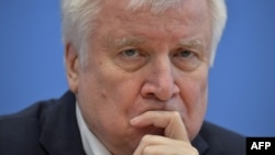 Министр иностранных дел Германии Хорст Зеехофер