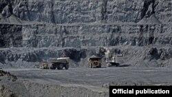 Рудник Кумтор в Кыргызстане, который является крупнейшим активом «Центерры».