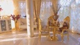 Скриншот из оперативного видео, снятого в доме главы управления ГИБДД по Ставрополью Алексея Сафонова