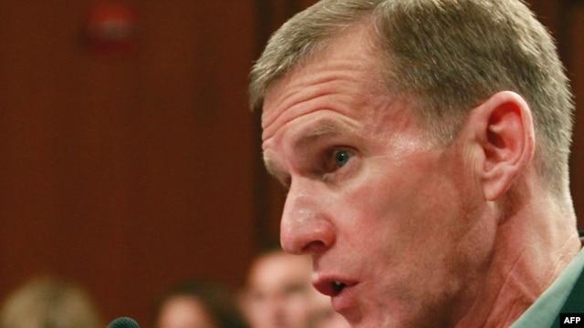 U.S. General Stanley McChrystal