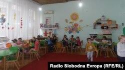 """Детската градинката """"Ангел Шајче"""" во Куманово."""