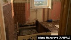 Брошенная квартира в Заозерске