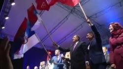 Referendum održan, Dodik proslavio
