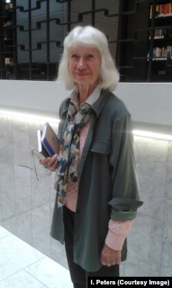 Историк Милда Янюнайте