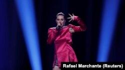 Ај кју, македонскиот претставник на Евровизија