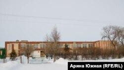 Начальная школа, садик и клуб в Терпенье находятся в одном здании