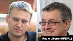 Алексей Навальный (с) һәм Ярослав Кузьминов