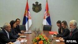 На переговорах по статусу Сербии