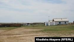 Населенный пункт Балта-Тарак. Восточно-Казахстанская область. 9 июня 2020 года.