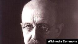 Выдающийся немецкий физик Макс Планк