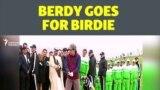 Berdy Goes For Birdie