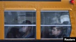 Deca u autobusu, ilustrativna fotografija