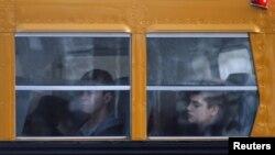 """Nxënës të shkollës """"Sandy Hook"""""""