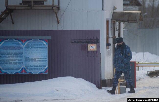 Проходная ИК-2 в Покрове