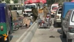 Blast Kills At Least 10 In Peshawar, Pakistan