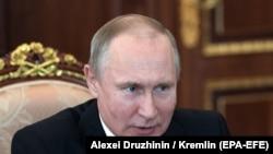 Володимир Путін 7 травня вчетверте присягне як президент Росії