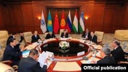 September 13: Shanghai Cooperetion Organization Summit in Bishkek.