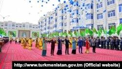 Türkmen TW-sinden bir görnüş