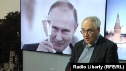 """Лев Гудков, руководитель исследовательской организации """"Левада-центр""""."""