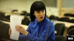 Обвинителката Фатиме Фетаи е избрана за обвинител во Вишото јавно обвинителство Скопје.