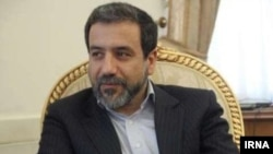 Iranian Deputy Foreign Minister Seyyid Abbas Eraqchi
