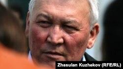 Бұрынғы денсаулық сақтау министрі Жақсылық Досқалиев. Астана, 3 тамыз 2011 жыл.