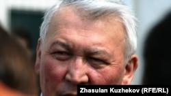 Бывший министр здравоохранения Жаксылык Доскалиев. Астана, 3 августа 2011 года.