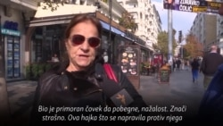 Makedonci o bekstvu Gruevskog