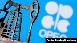 لوگوی سازمان اوپک یا کشورهای تولید کننده نفت