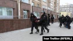 Затримання під час мітингу проти корупції в Москві, 26 березня 2017 рік