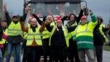 Protestul vestelor galbene în Franţa, 6 decembrie 2018