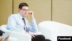 """Руководитель """"Агоры"""" Павел Чиков"""
