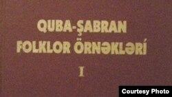 «Quba-Şabran folklor örnəkləri»