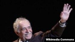 Colombia -- Famous Colombian writer Gabriel Garcia Marquez, undated